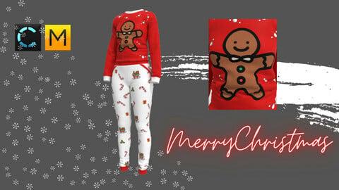 Christmas pants 2