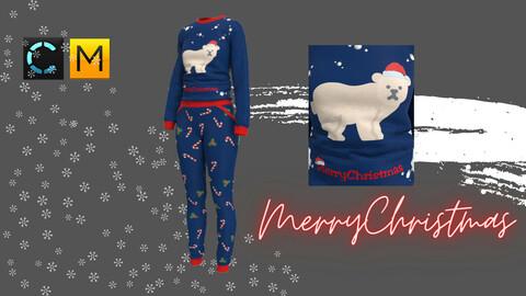 Christmas pants 3