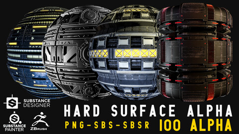 100 HARAD SURFACE ALPHA
