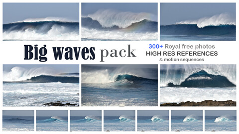 Giant Waves - Pack