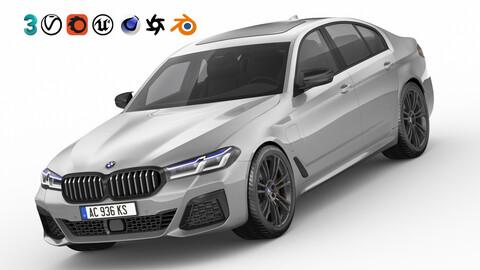 BMW 5-Series G30 M 2021