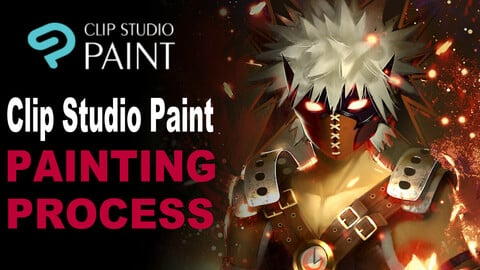 Bakugo (Clip Studio Paint)