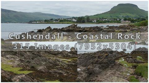 Cushendall Coastal Rock - Photopack 315 Images