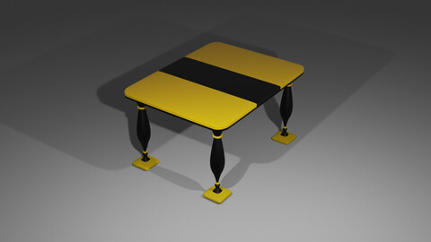 Moderne table