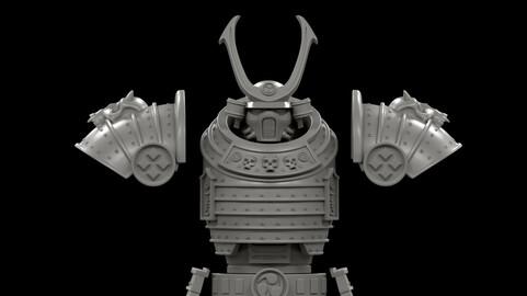 Samurai Conversion Parts for 3D Print