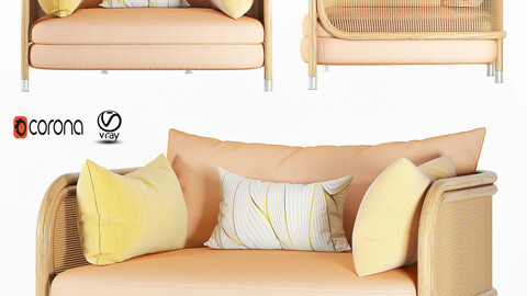 Heatherfield Chair + 5 colors
