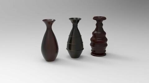 Simple Pots using Lathe Modifier