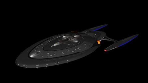 Star Trek concept 2