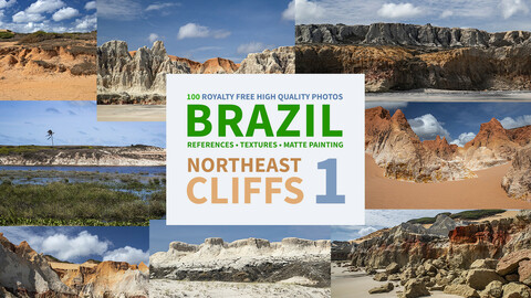 Brazilian Cliffs 001