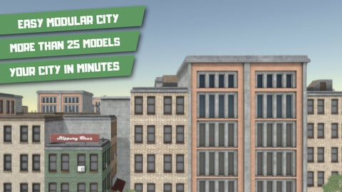 Easy Modular City