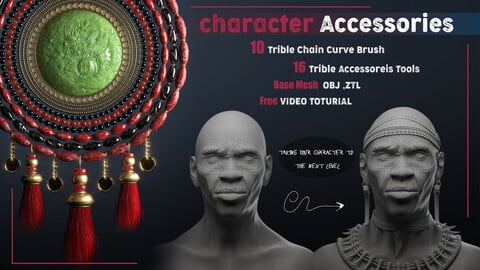 Character Accessories Pack