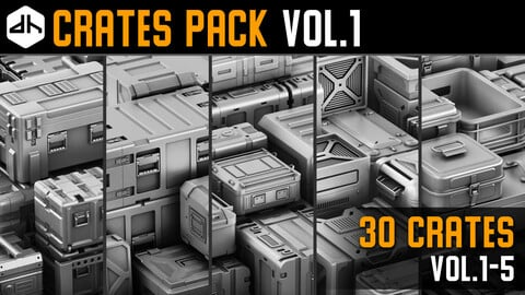 Crates Pack Vol.1