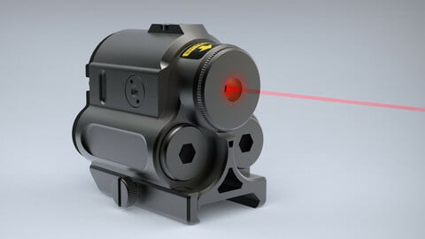 UTG® SUB-COMPACT RED LASER