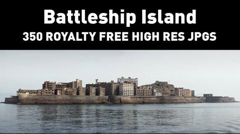 Battleship Island - Photopack