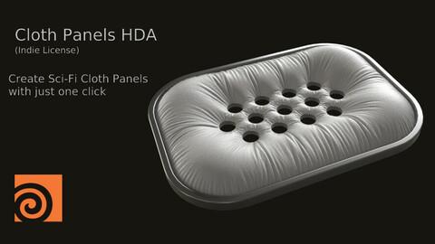Cloth Panels HDA