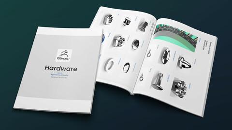 Hardware Zbrush Brush Set 01
