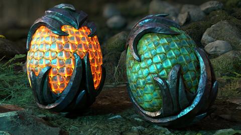 Dragon Egg - 05