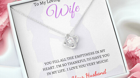 To My Loving Wife - Valentine's Gift 2021