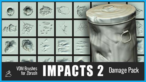 Impact! Damage Pack 2