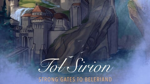 Minas Tyrith - Strong Gates to Beleriand