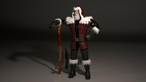 Manhunter Claus model