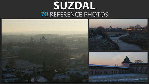 Suzdal - Reference Pack