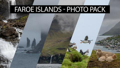 FAROE ISLANDS - PHOTO PACK