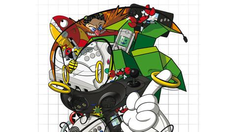 Sonic The Mess-gehog
