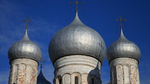 Orthodox cupola