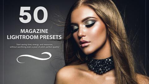 50 Magazine Lightroom Presets