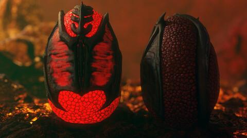 Dragon Egg - 09