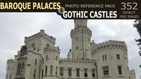 Baroque Palaces & Gothic Castles Vol. 2