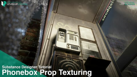 Prop Texturing in Substance Designer
