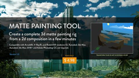 Matte Painting Tool