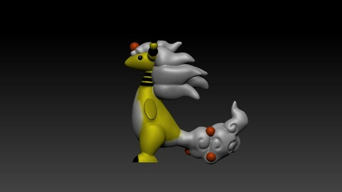 Pokémon: Mega Ampharos