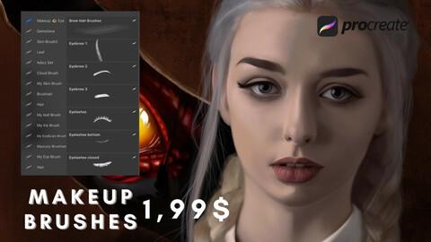 Makeup Brushes 1,99$
