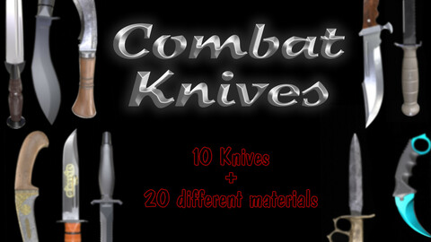 Cold Weapons: Combat Knives
