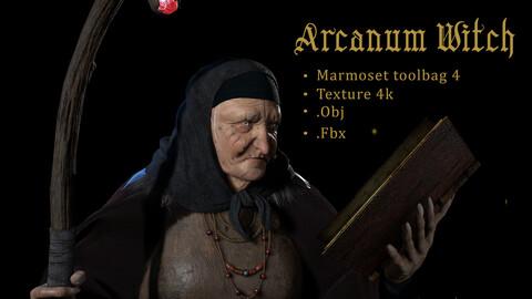 ARCANUM WITCH