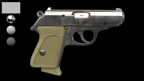 Walther PPK party