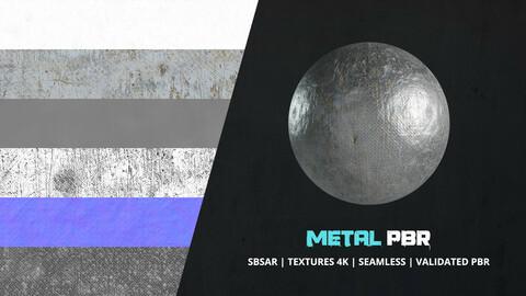 Textures Scratched Metal 4k Pbr - 09