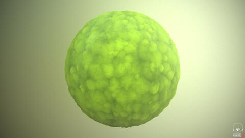 Algae Material - Substance Designer