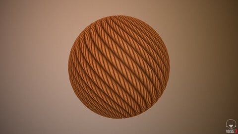 Rope Material - Substance Designer