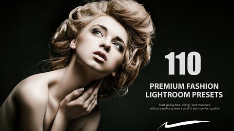 110 Premium Fashion Lightroom Presets