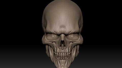 Skullhead Sculpt