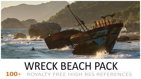 WRECK BEACH PACK