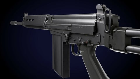 FN FAL Model 50 61