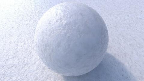 Snow (257) - Photogrammetry based Environment Texture