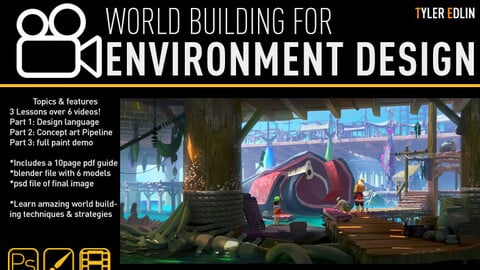 world Building for Environment Designers
