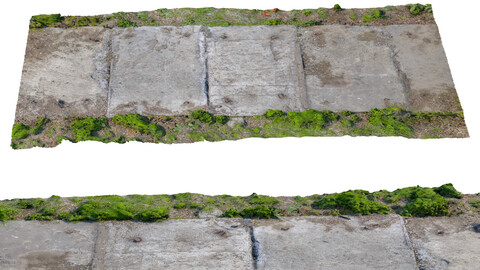 247 Concrete slabs
