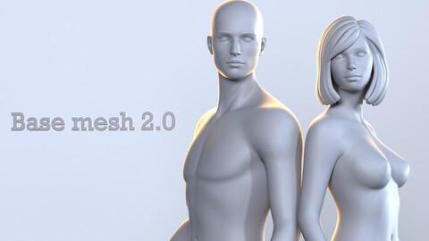Base mesh 2.0